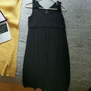 Althleta Black dress